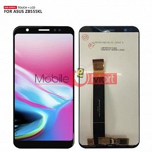 Lcd Display With Touch Screen Digitizer Panel For Asus ZenFone Max M1
