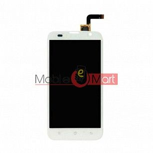 Lcd Display With Touch Screen Digitizer Panel For Karbonn S5 Plus