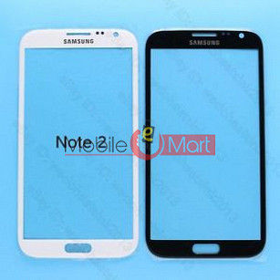 Touch Screen Glass For Samsung Galaxy Note 2