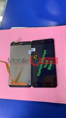 Lcd Display With Touch Screen Digitizer Panel For Karbonn K9 Smart Yuva