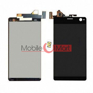 Lcd Display With Touch Screen Digitizer Panel For Sony Xperia C4