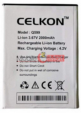 Mobile Battery For Celkon Millennia Ufeel 4G