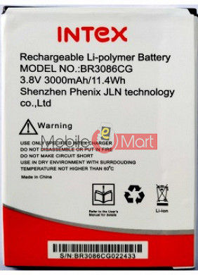 Mobile Battery For Intex Aqua Ace Mini
