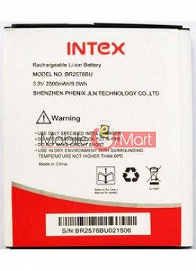 Mobile Battery For Intex Aqua Craze