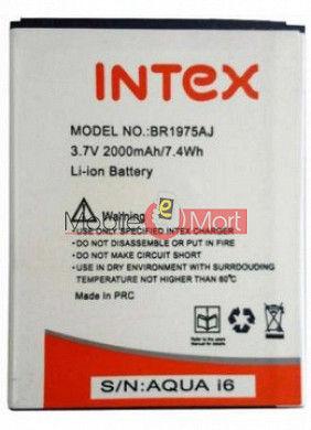 Mobile Battery For Intex Aqua i6