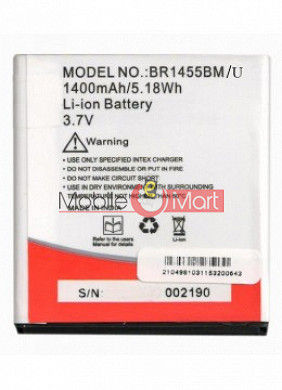 Mobile Battery For Intex Aqua Lite