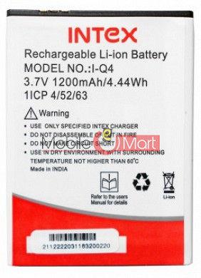 Mobile Battery For Intex Aqua Q4