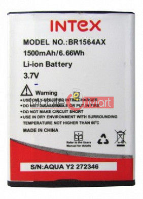 Mobile Battery For Intex Aqua Y2