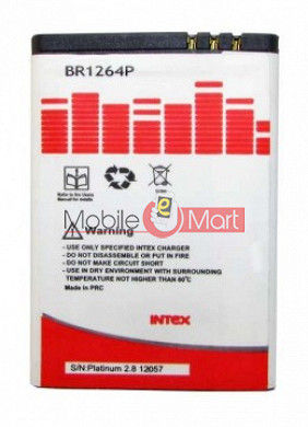 Mobile Battery For Intex BR1264P