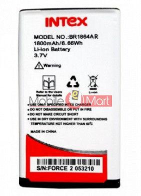 Mobile Battery For Intex BR1864AR