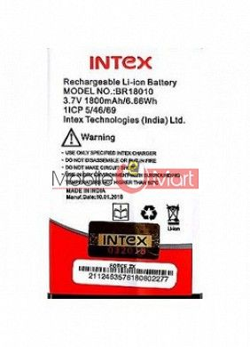 Mobile Battery For Intex Force ZX
