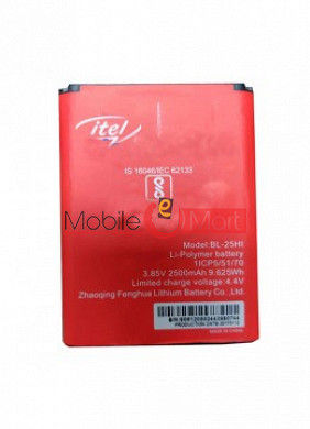 Mobile Battery For Itel BL-25HI