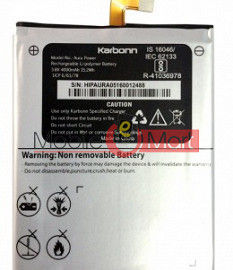 Mobile Battery For Karbonn Aura Power