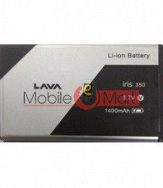 Mobile Battery For Lava Iris 350