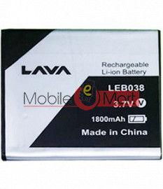 Mobile Battery For Lava LEB038