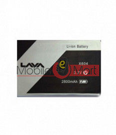 Mobile Battery For Lava Magnum X604