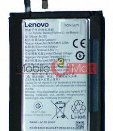 Mobile Battery For Lenovo Vibe S1
