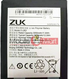 Mobile Battery For Lenovo ZUK Z2 Pro