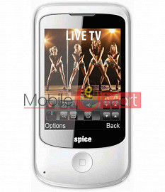 Lcd Display Screen For Spice M-5566 Flo Entertainer