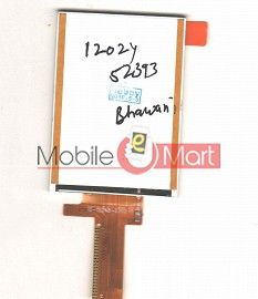 Lcd Display Screen For Spice QT-75