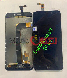 Lcd Display With Touch Screen Digitizer Panel For Lephone P1