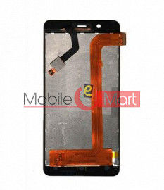 Lcd Display With Touch Screen Digitizer Panel For Swipe Elite 2 Plus