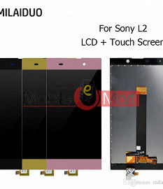 Lcd Display With Touch Screen Digitizer Panel For Sony Xperia L2