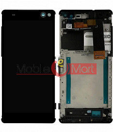 Lcd Display With Touch Screen Digitizer Panel For Sony Xperia C5 Ultra Dual
