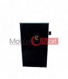 Lcd Display Screen For Spice Smart Flo Ivory Mi450