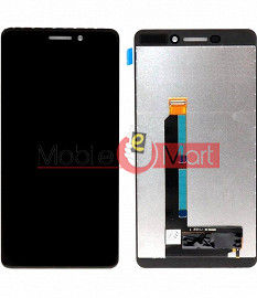 Lcd Display With Touch Screen Digitizer Panel For Nokia 6.1 2018