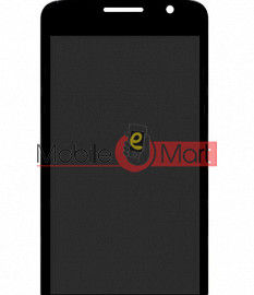 Lcd Display With Touch Screen Digitizer Panel For Spice Mi(525 Pinnacle FHD)