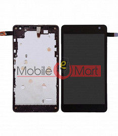 Lcd Display With Touch Screen Digitizer Panel For Microsoft Lumia 535 Dual SIM