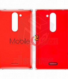 Back Panel For Nokia Asha 502 Dual SIM