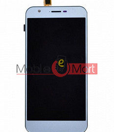 Lcd Display With Touch Screen Digitizer Panel For Iocean M6752