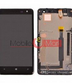 Lcd Display With Touch Screen Digitizer Panel For Nokia Lumia 625