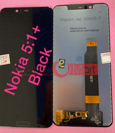 Lcd Display With Touch Screen Digitizer Panel For Nokia 5.1 Plus (Nokia X5)