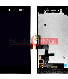 Lcd Display With Touch Screen Digitizer Panel For Blackberry Leap