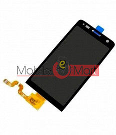 Lcd Display With Touch Screen Digitizer Panel For Nokia C6(01)
