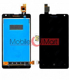 Lcd Display With Touch Screen Digitizer Panel For Microsoft Lumia 430 Dual SIM
