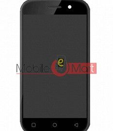 Lcd Display With Touch Screen Digitizer Panel For M(Tech Ace 4G)