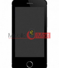 Lcd Display With Touch Screen Digitizer Panel For Spice M(6112)