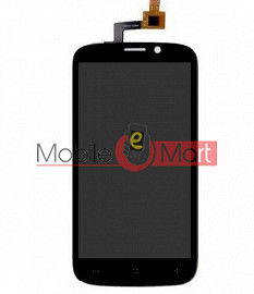 Lcd Display With Touch Screen Digitizer Panel For Spice Mi(530 Stellar Pinnacle)