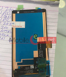 Lcd Display With Touch Screen Digitizer Panel For Nokia 8 Sirocco