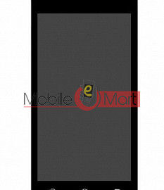 Lcd Display With Touch Screen Digitizer Panel For Spice Flo M(6130)