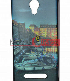 Fancy Mobile Back Cover For New Micromax Q-370