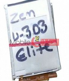 Lcd Display Screen For Zen Ultrafone U303 Elite