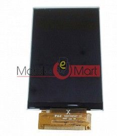 LCD Display Screen For Intex Cloud X3 Plus