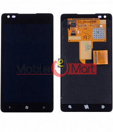 Lcd Display With Touch Screen Digitizer Panel For Nokia Lumia 900 RM(823)