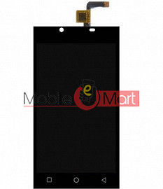 Lcd Display With Touch Screen Digitizer Panel For Lyf Flame 7