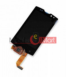 Lcd Display With Touch Screen Digitizer Panel For Sony Ericsson Xperia SK17i